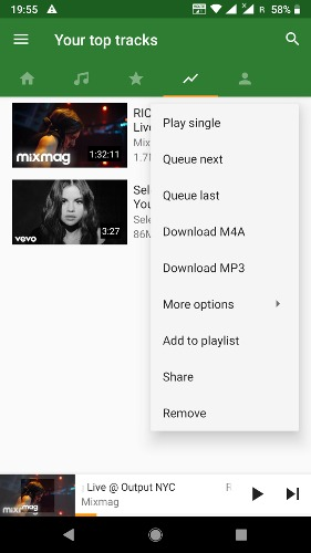 Free Music Download Apps Android Ymusic
