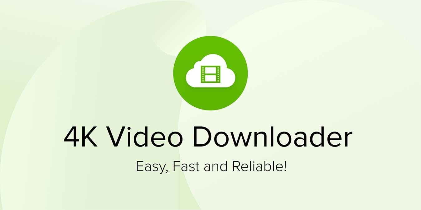 Descargue vídeos de alta calidad con el descargador de vídeos 4K