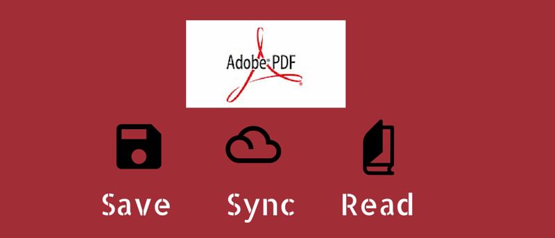 Cómo sincronizar los archivos de Adobe Reader en todos sus dispositivos