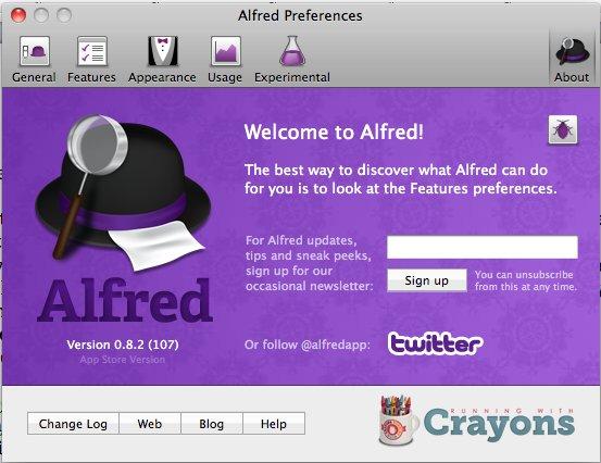 Alfred: El compañero de productividad para tu Mac