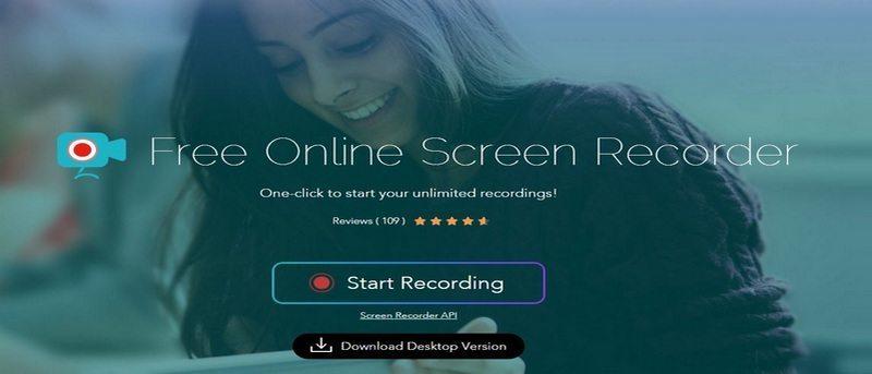 Un grabador de pantalla online gratuito que debe probar