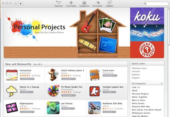 Cómo probar gratuitamente las aplicaciones de la Mac App Store