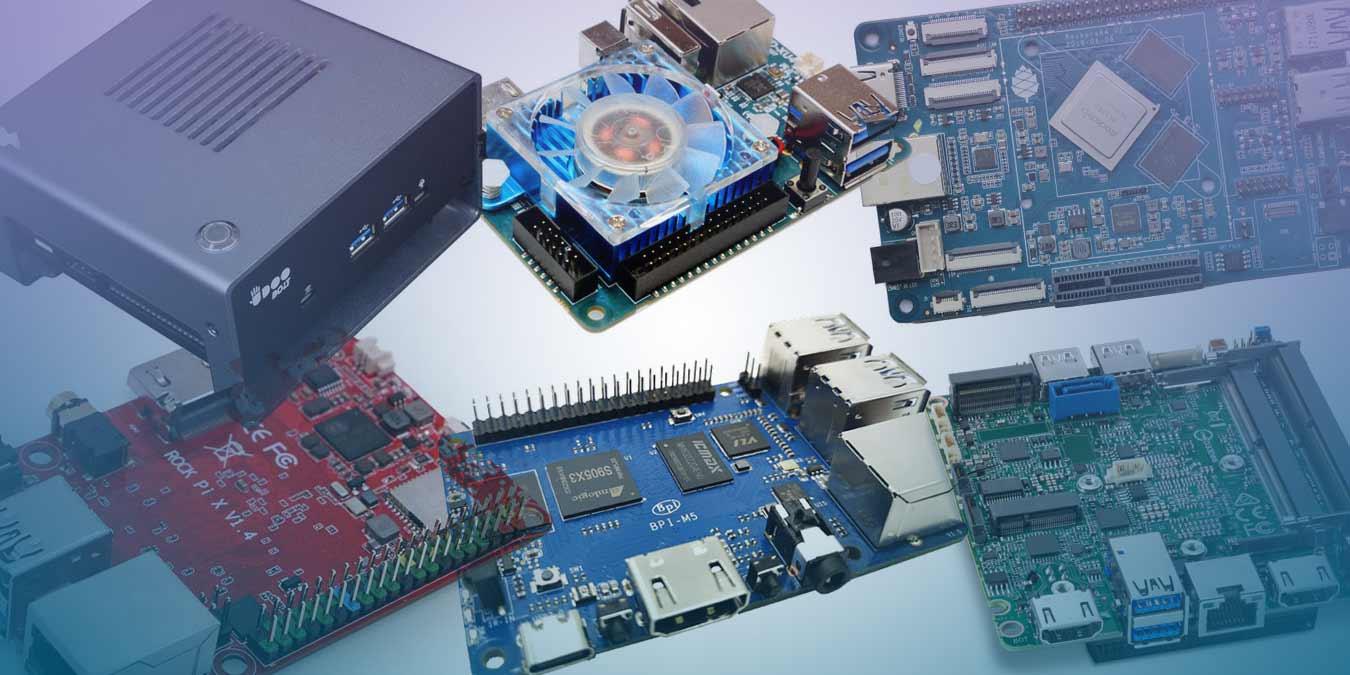 6 de las mejores alternativas a la Raspberry Pi