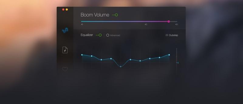 Mejore la calidad del sonido de su Mac con Boom