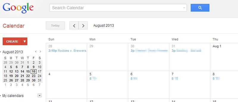 Añadir eventos a Google Calendar desde cualquier lugar de la web