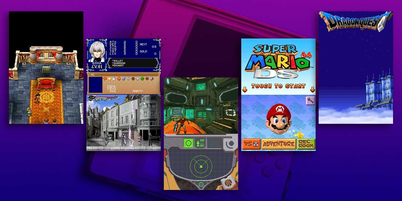 Cómo jugar juegos de Nintendo DS en Linux con DeSmuME