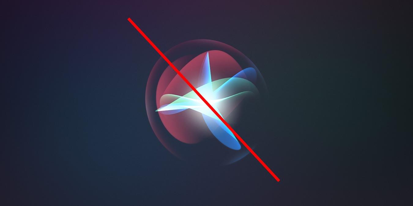 Cómo desactivar Siri en su iPhone, iPad y Mac