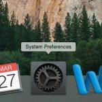Utilizar el Dock de OS X como sustituto de Comando+Tab