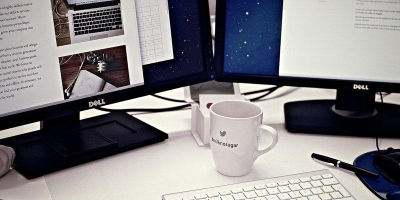 ¿Los monitores duales mejoran la productividad?