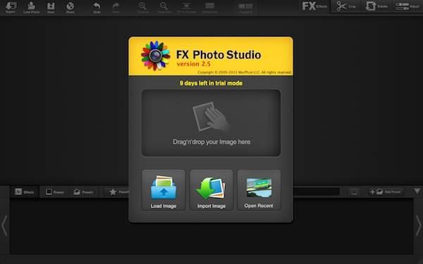 La revisión de FX Photo Studio [Mac]