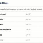 Ponga su cuenta de Facebook en bloqueo (Parte 2)