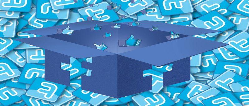 Cómo ver las publicaciones de Twitter y Facebook en orden cronológico