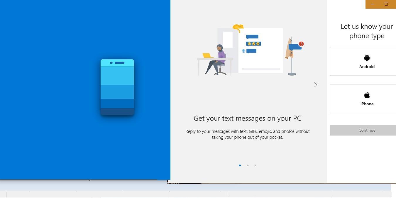 Cómo gestionar dispositivos Android en un PC con Windows con la aplicación del teléfono