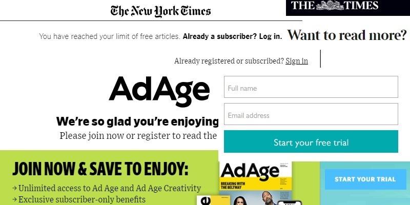 Cómo eludir los muros de pago de los principales sitios web de noticias