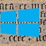 Cómo cambiar la fuente predeterminada en Windows 10