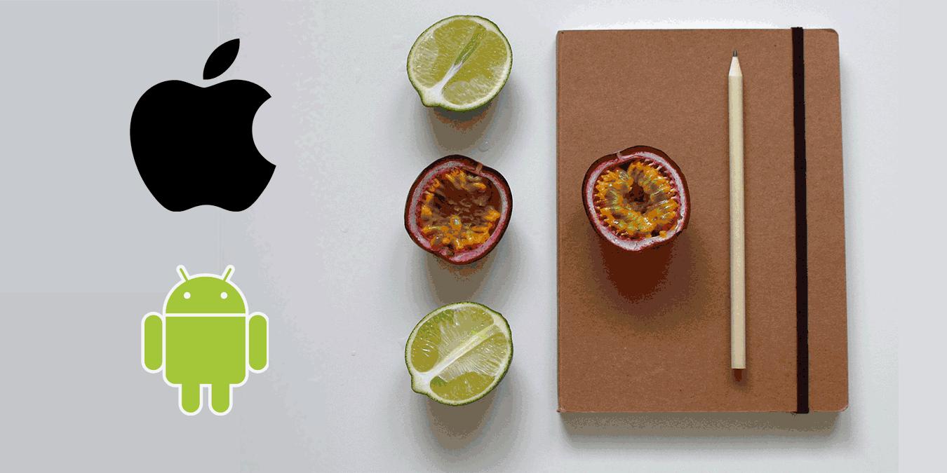 4 de las mejores aplicaciones de diario de alimentos para su teléfono