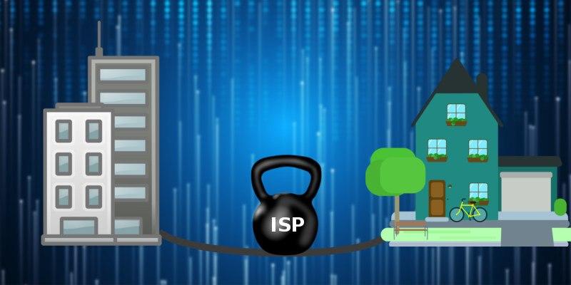 """Qué significa """"estrangulamiento del ancho de banda"""" y por qué lo hacen los ISP"""