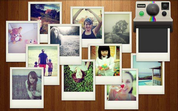 Instant, la aplicación de Polaroid para Mac