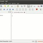 Cómo escribir y publicar fácilmente libros electrónicos con Sigil