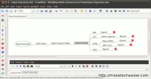 Tres grandes herramientas de mapeo mental para el escritorio de Linux