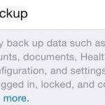 ¿Dónde almacena o hace una copia de seguridad de sus datos móviles?