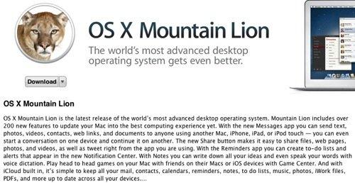 Cómo solucionar los errores de descarga de Mountain Lion
