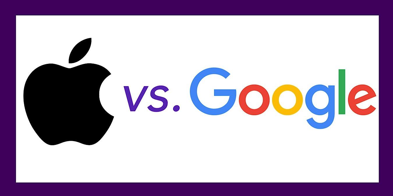 """Apple acusa a Google de """"avivar el miedo entre todos los usuarios de iPhone"""""""