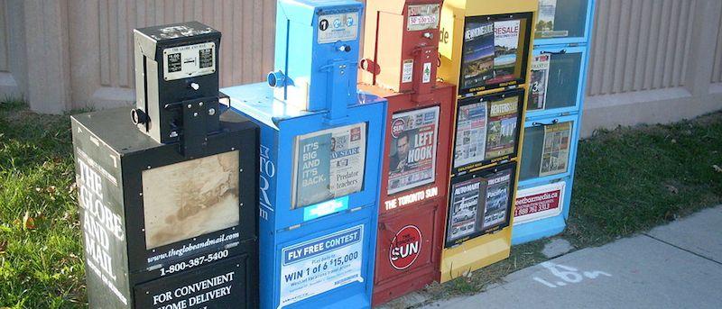 ¿Dónde prefiere obtener sus noticias?