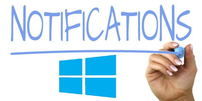 Cómo personalizar las notificaciones de Windows 10