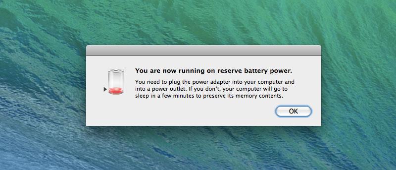 Consejos para ahorrar batería en el Mac
