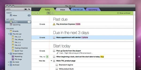 Elementos esenciales de la oficina: 9 aplicaciones útiles para el trabajo [Mac].