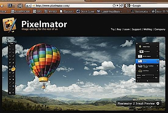 Pixelmator: Una gran alternativa a Photoshop en Mac