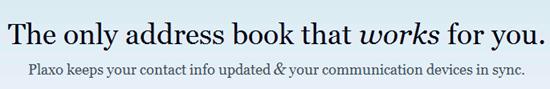 Plaxo: La aplicación definitiva para mantener su agenda actualizada
