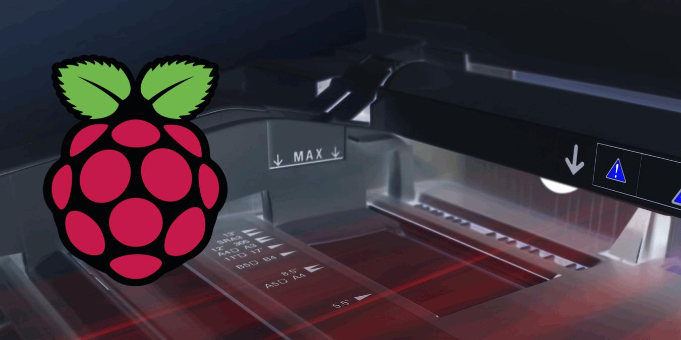 Cómo construir una impresora inalámbrica DIY con una Raspberry Pi