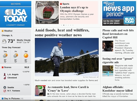 7 diferentes aplicaciones para leer revistas y periódicos en iPad