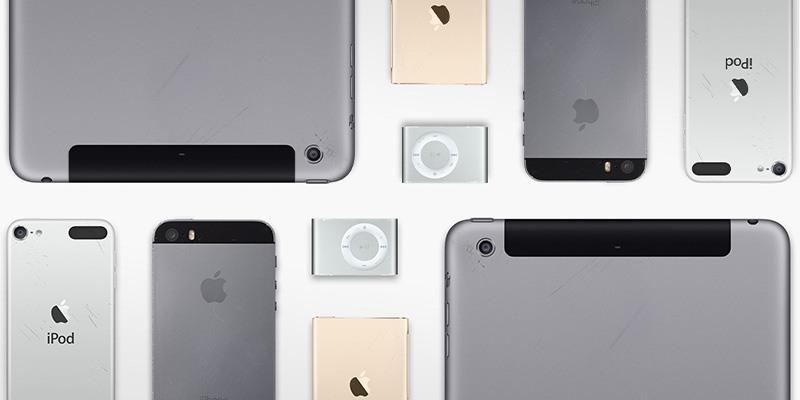 10 formas de reciclar viejos Macs, iPhones, iPads, iPods y Apple Watch