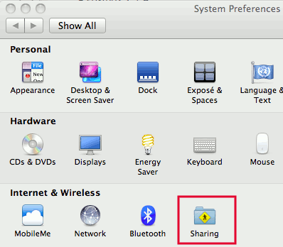 Cómo compartir una pantalla con otra Mac a través de una red [Mac]