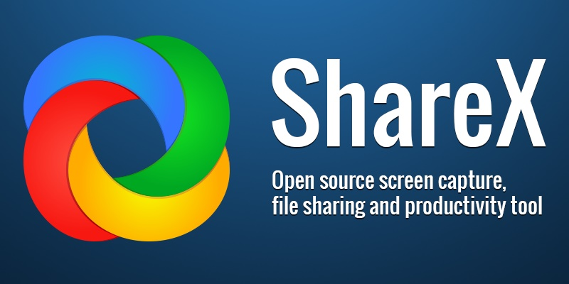 Cómo editar y compartir rápidamente capturas de pantalla con ShareX