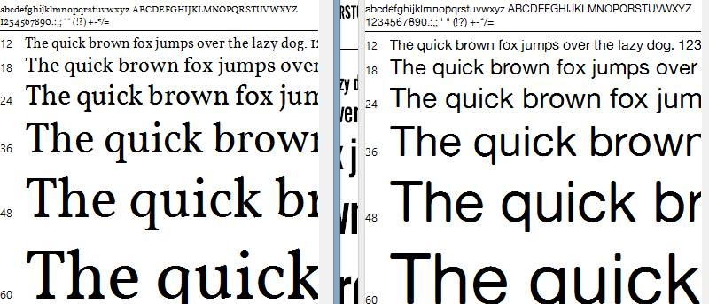 Magníficos tipos de letra que se está perdiendo