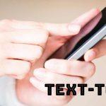 Cómo enviar un mensaje de texto al 911 en caso de emergencia