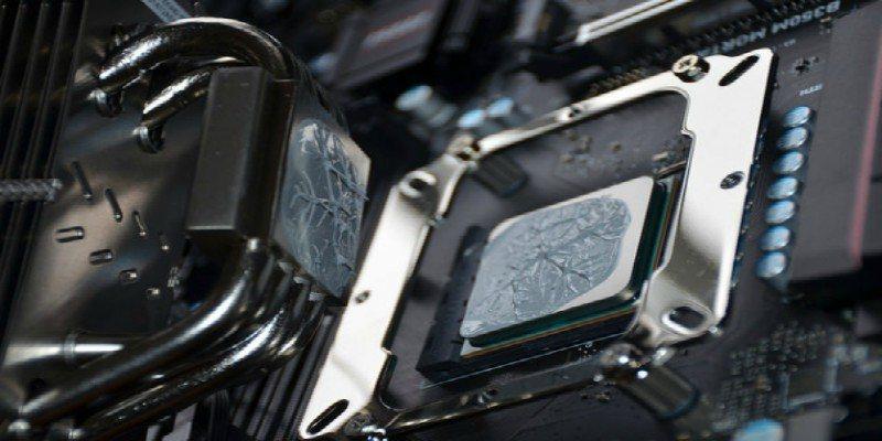 Cómo aplicar correctamente la pasta térmica a una CPU
