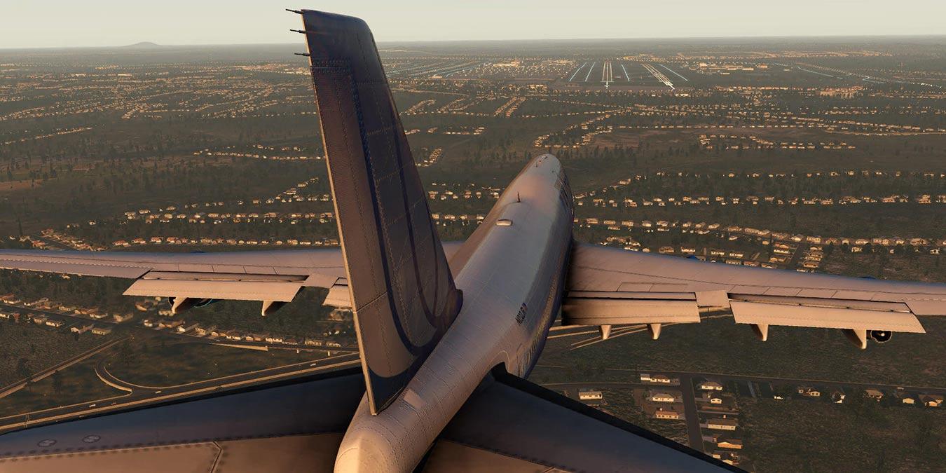 Los mejores simuladores de vuelo para su ordenador