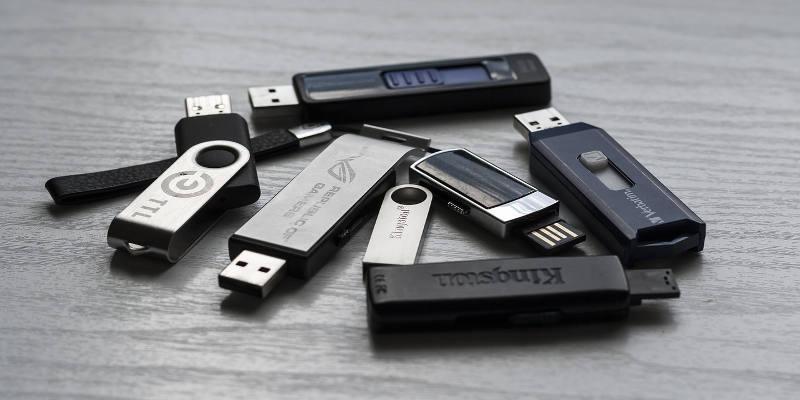 Cómo elegir un sistema de archivos para su unidad USB