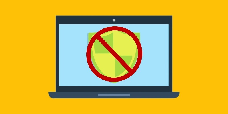 Cómo desinstalar programas antivirus en Windows