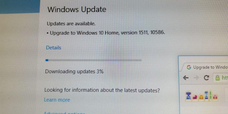 ¿Son las actualizaciones automáticas de Windows 10 necesariamente algo bueno?