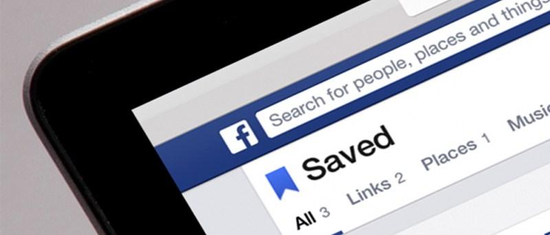 """Aumenta tu productividad utilizando """"Guardar en Facebook"""" para leer las publicaciones más tarde"""