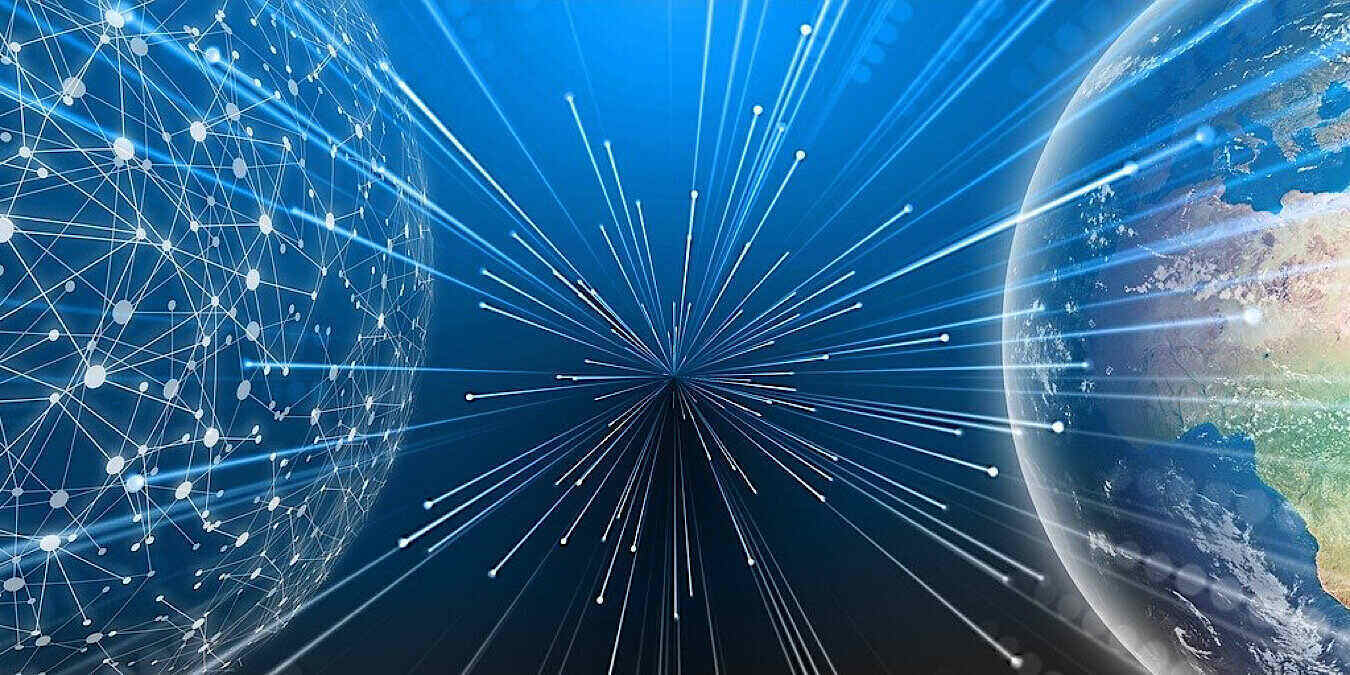 Virus virtual Safe Blues desarrollado para rastrear COVID
