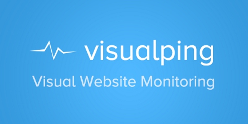 Cómo supervisar los cambios de la página web utilizando VisualPing