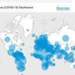 Cinco sitios web para estar al tanto de la pandemia de COVID-19