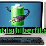 Cómo manejar el gigantesco hiberfil.sys en Windows